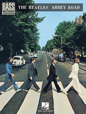 The Beatles - ABBEY ROAD  - Bass TAB