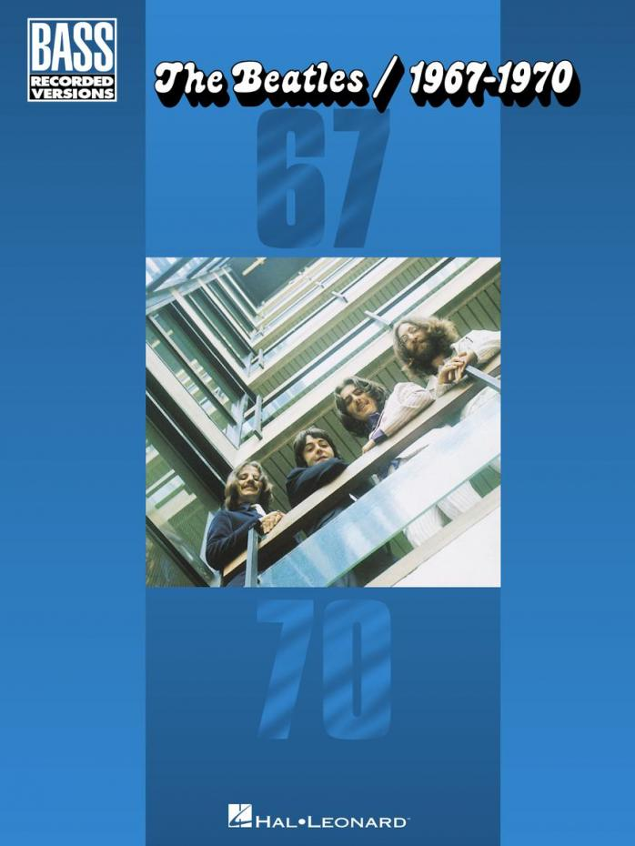 The Beatles - 1967-1970 Blue - BASS RECORD