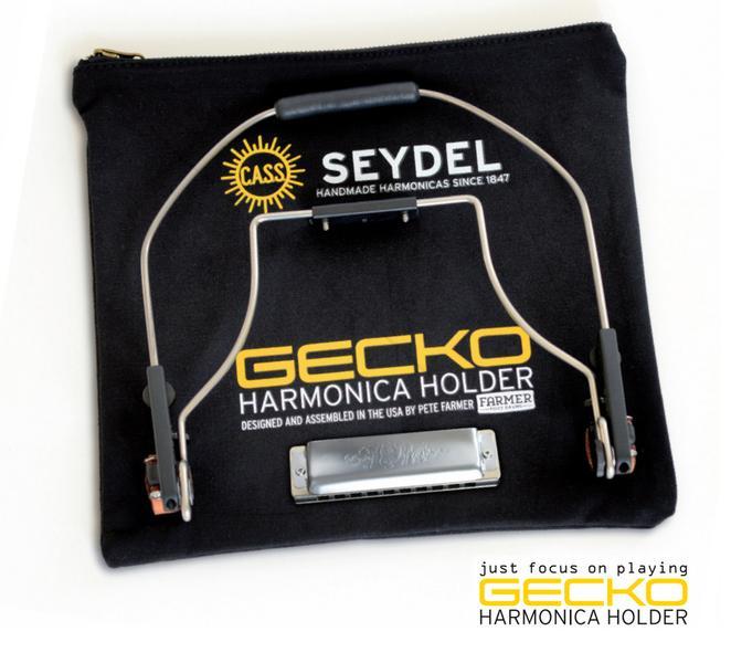 Seydel Gecko Mundharmonika Halter