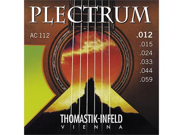 Thomastik  AC112 12-59 Plectrum