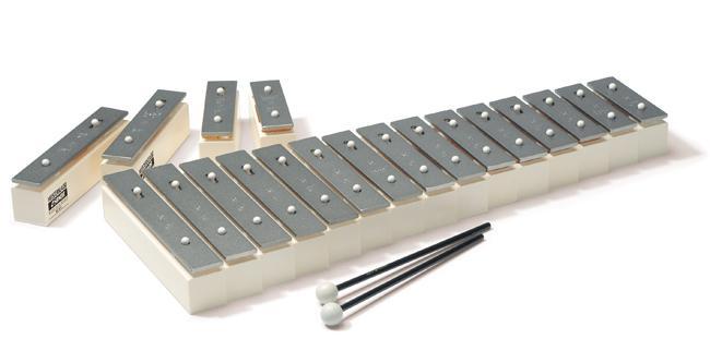 Sonor KS30L1 Klingende Stäbe C-Dur Skala Sopran Set