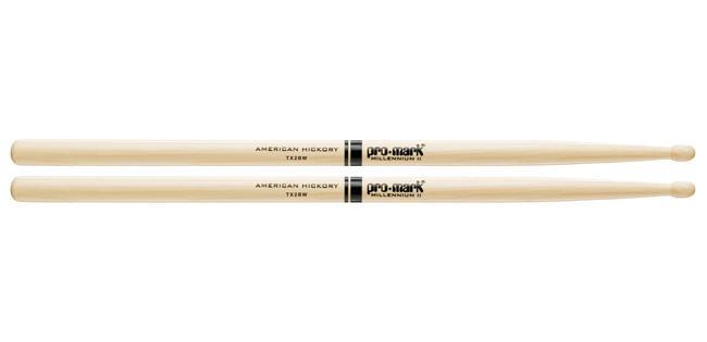 Pro Mark 2B Holzkopf Sticks