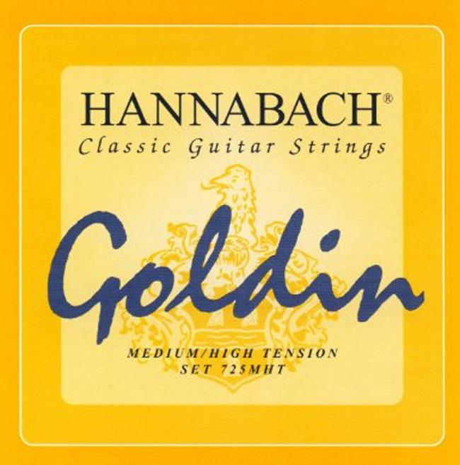 Hannabach 725MHT Goldin High Tension