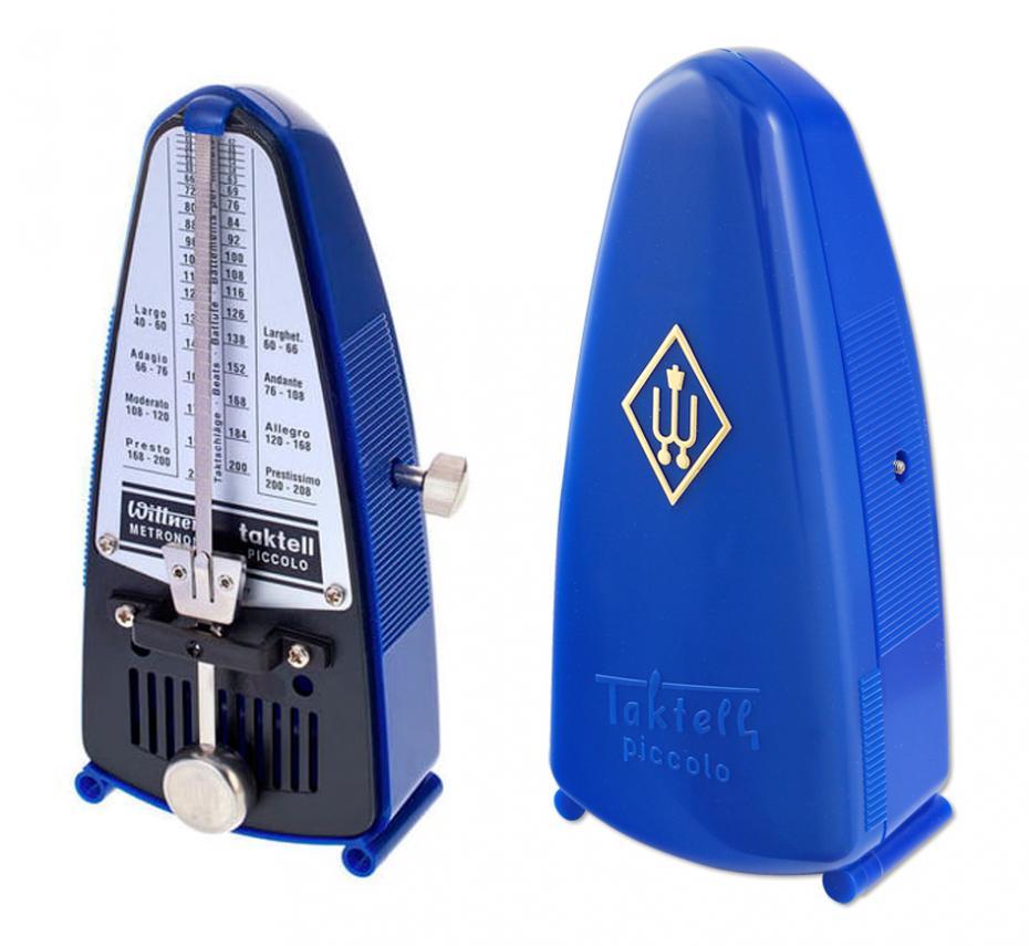Wittner W-837 Piccolo blau