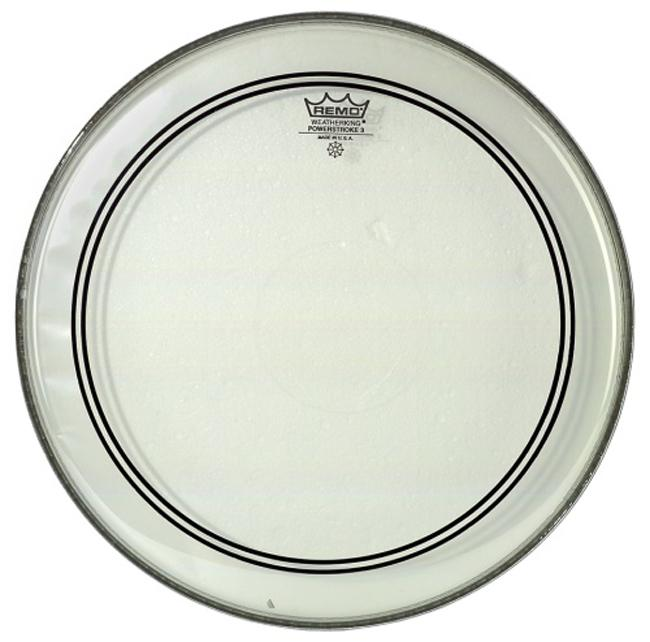 Remo Powerstroke 3 clear 18