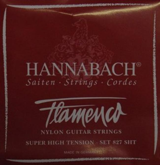 Hannabach 827 Flamenco Super High Tension