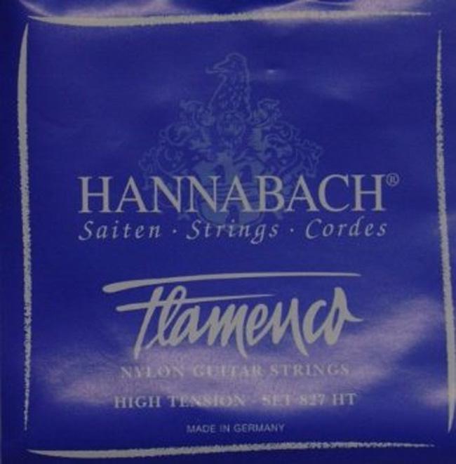 Hannabach 827 Flamenco High Tension