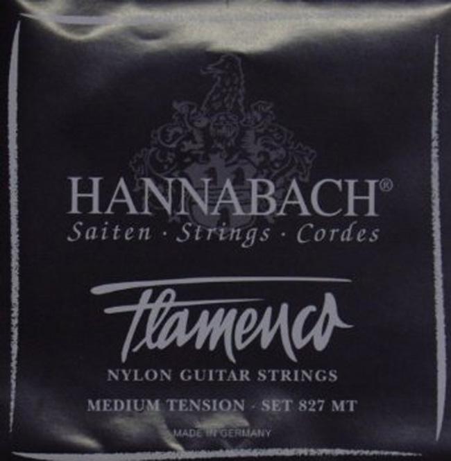 Hannabach 827 Flamenco Medium Tension