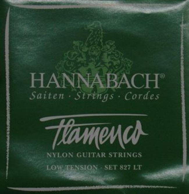 Hannabach 827 Flamenco Low Tension