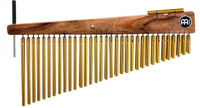 Meinl Chimes CH66HF-G-AM 66 Stäbe Gold amber