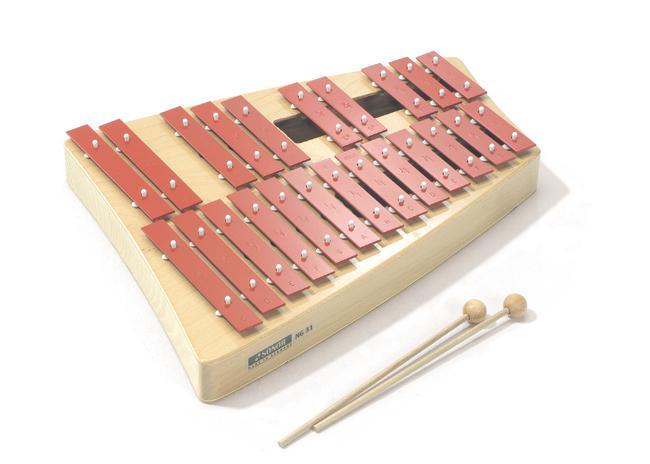 Sonor Glockenspiel NG31 Alt c2-b3