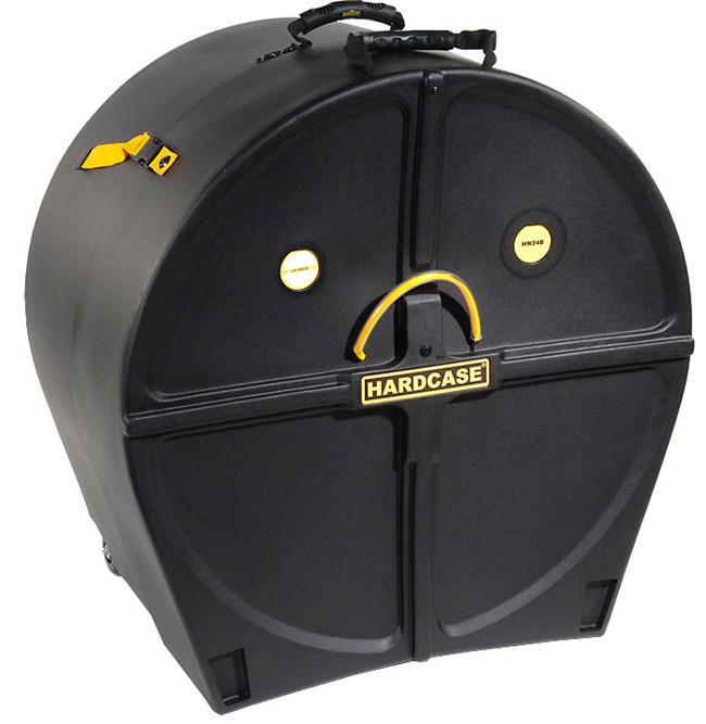 Hardcase Bassdrumkoffer 24