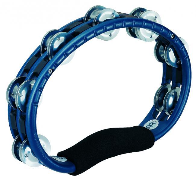 Meinl Tambourine Hand TMT-1A-B blau Alu