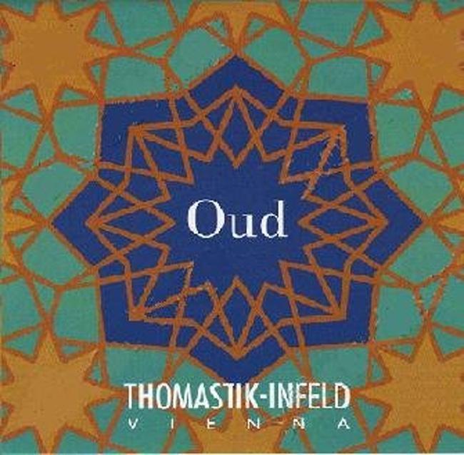 Thom 315 A - für Arbische Oud 10-saitig