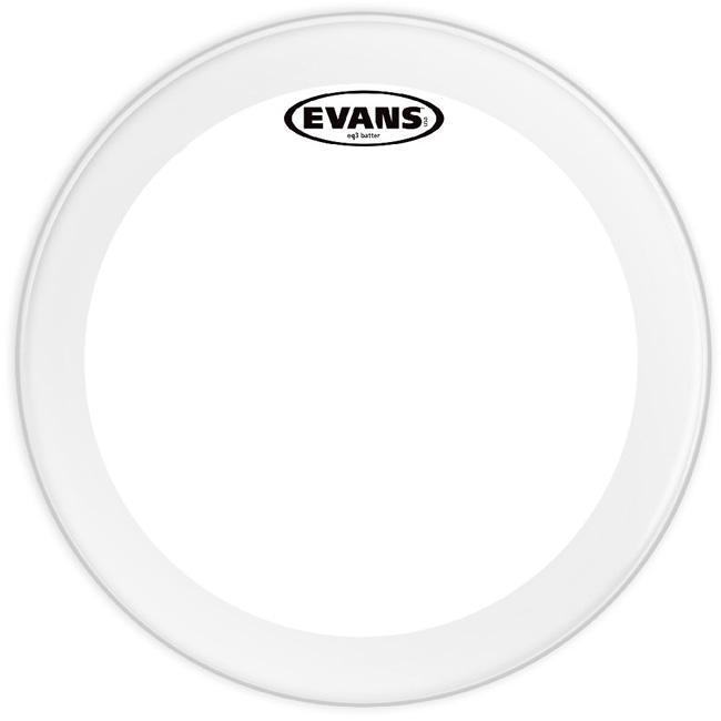 Evans BD20GB3 EQ3 clear 20