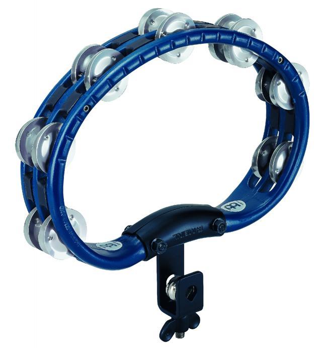 Meinl Tambourine Set TMT2AB blau Alu