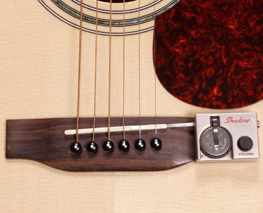 Shadow SH-NFX-AC PU Gitarre aktiv