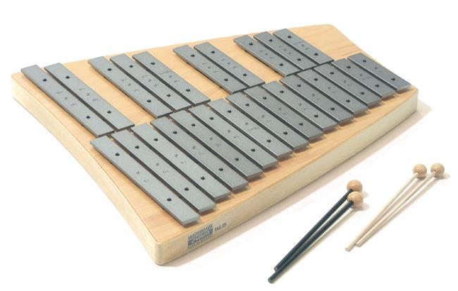 Sonor Glockenspiel TAG25 Tenor-Alt c2-c4