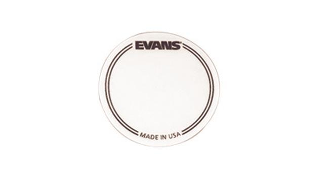 Evans EQ-PC-1 Patch Cordura clear single
