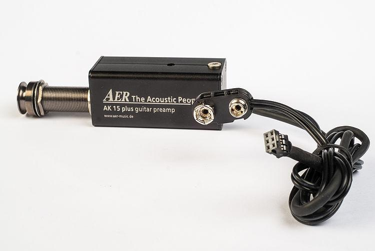 AER AK 15 plus