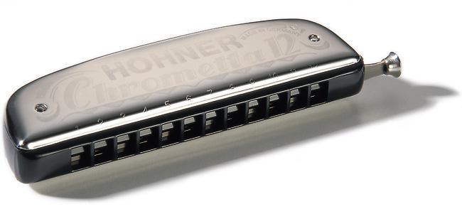 Hohner Chrometta 12 C-48