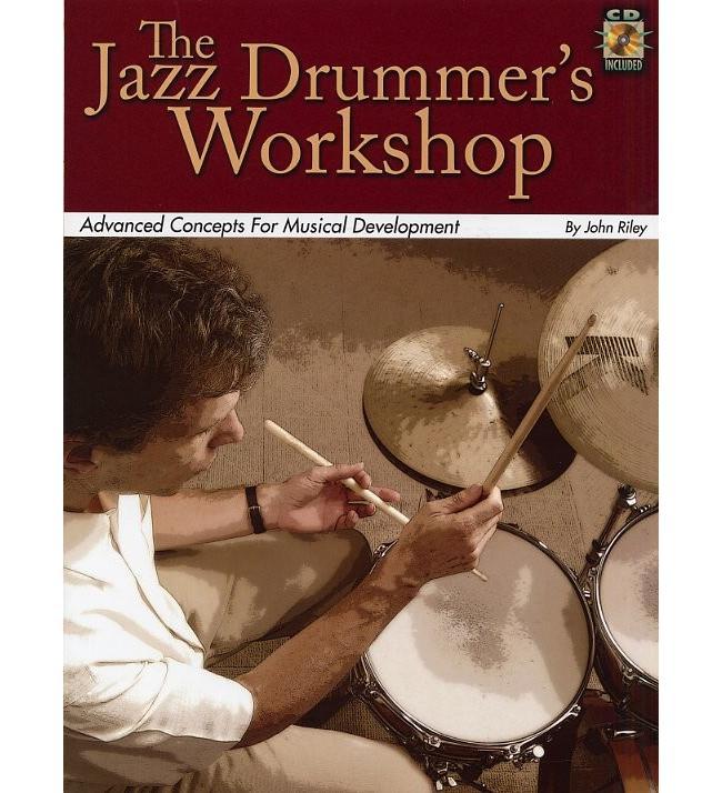 John Riley Jazz Drummers Workshop, Buch