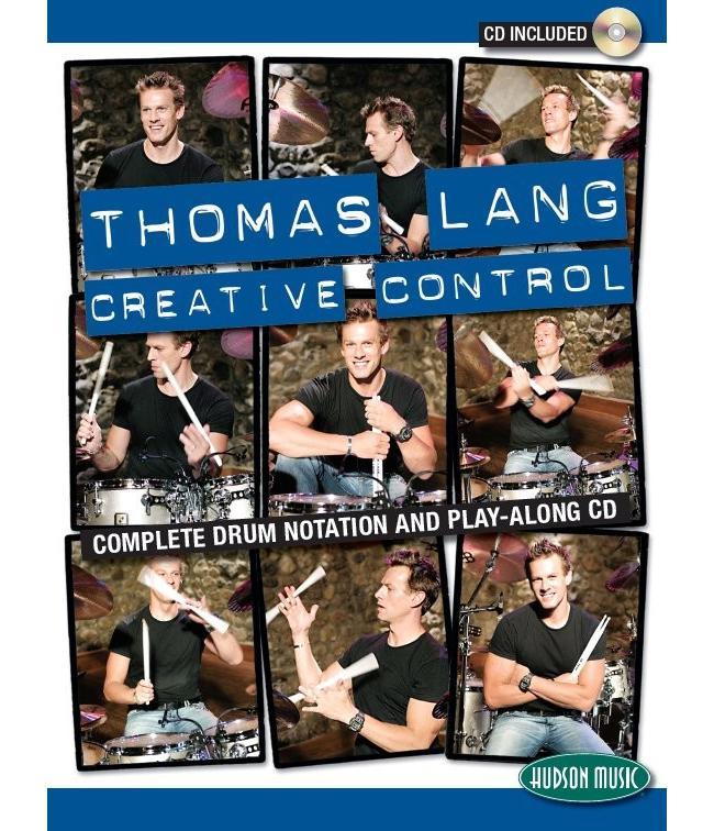 Thomas Lang Creative Control, Buch