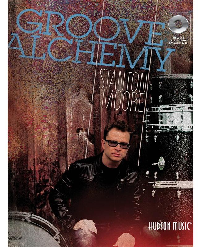 Stanton Moore Groove Alchemy, Buch