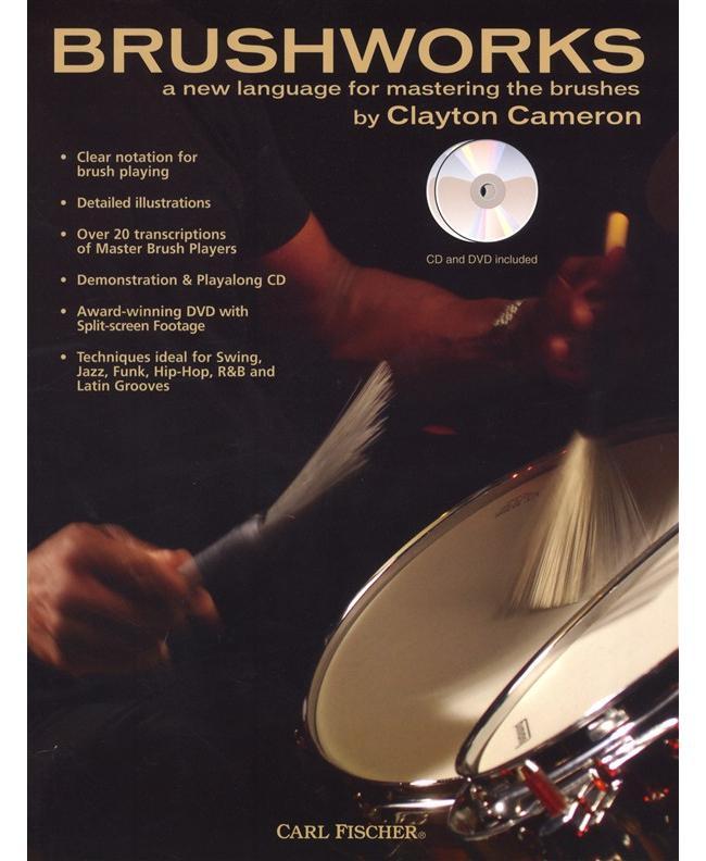 Clayton Cameron Brushworks, Buch