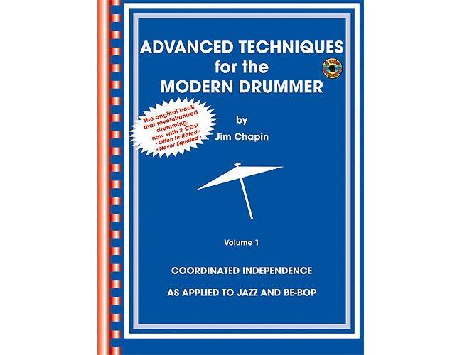 Jim Chapin Advanced Techniques, Buch