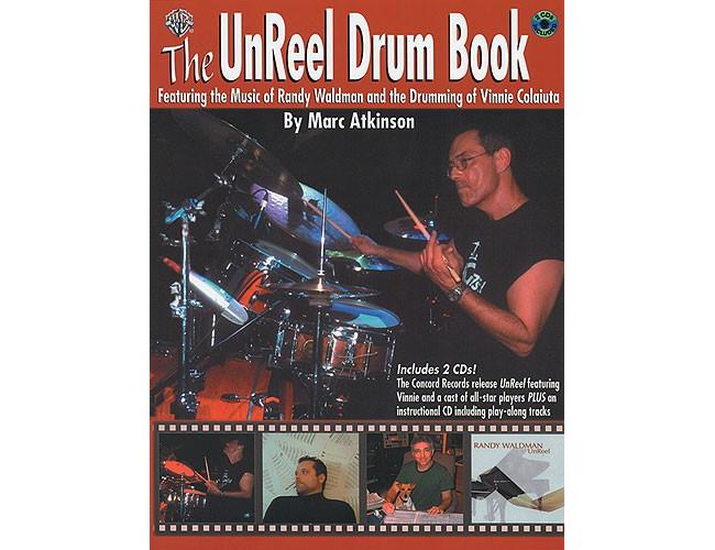Vinnie Colaiuta The Unreel Drum Book, Buch