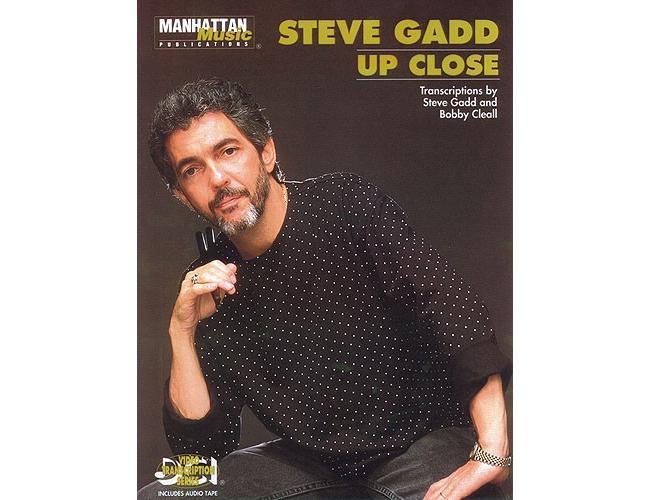 Steve Gadd Up Close, Buch