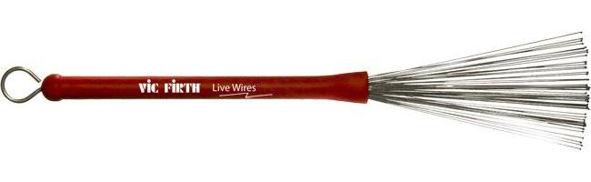Vic Firth LW Jazzbesen Live Brushes