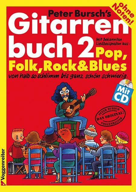 Peter Burschs Gitarrenbuch 2
