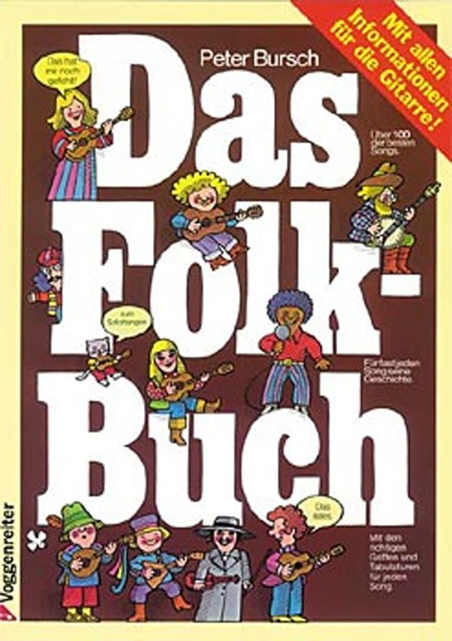 Peter Burschs Folk Buch