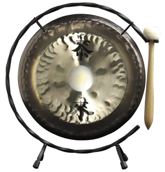 Paiste Deco Gong 10