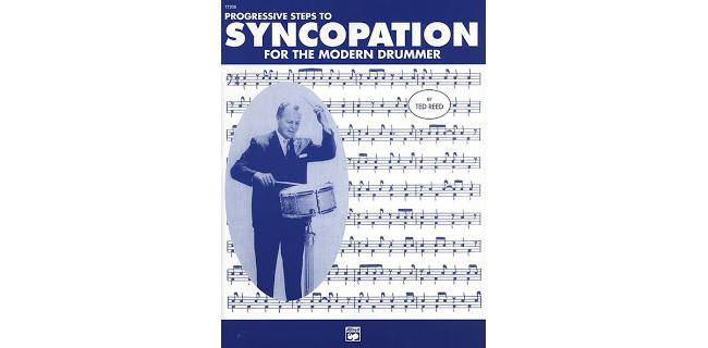 Ted Reed Progressive Steps To Syncopation, Buch