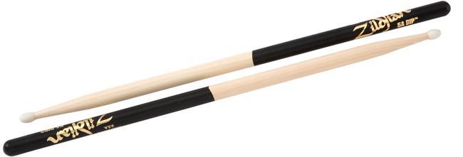 Zildjian Sticks 5A Nylonkopf Black Dip