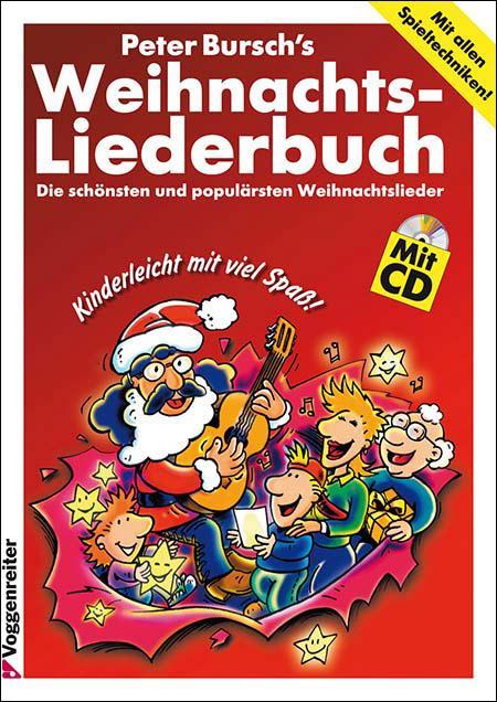 Peter Burschs Weihnachtslieder