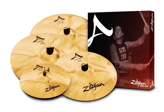 Zildjian A Custom Box Set 14,16,18,20