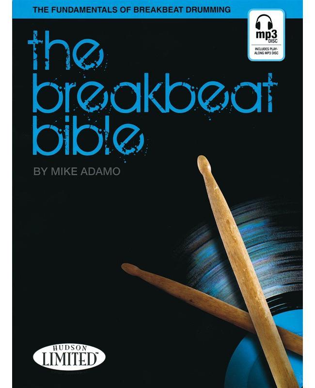 Mike Adamo The Breakbeat Bible, Buch