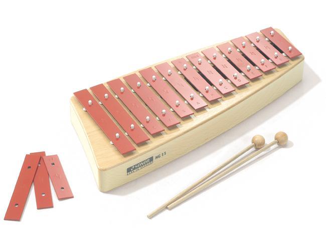 Sonor Glockenspiel NG11 Alt c2-a3