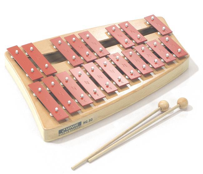 Sonor Glockenspiel NG30 Sopran c3-fis4