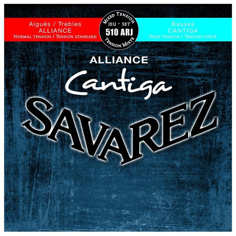 Savarez 510 ARJ Alliance Cantiga mixed