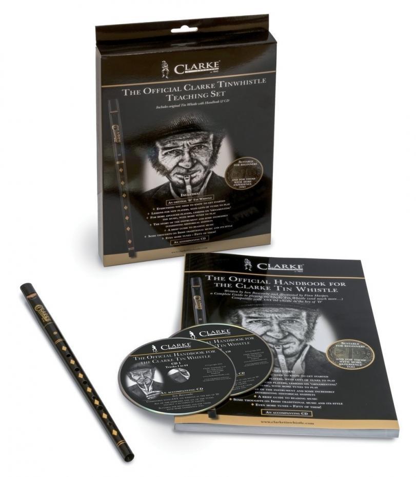 Clarke 700555 Whistle Set D-Dur
