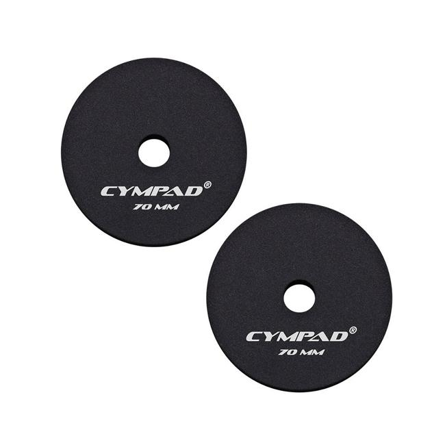 Cympad Moderator Set 2 Stück 70mm