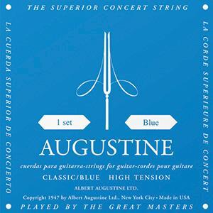 Augustine Einzelsaite E-6 Blue