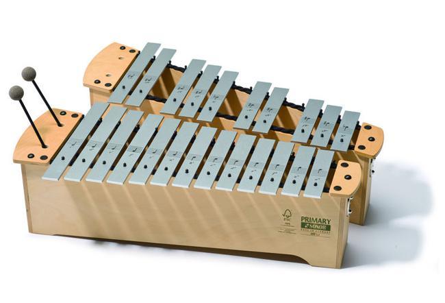Sonor Metallophon AMP3.1 Primary Alt c1-a2 chromatisch