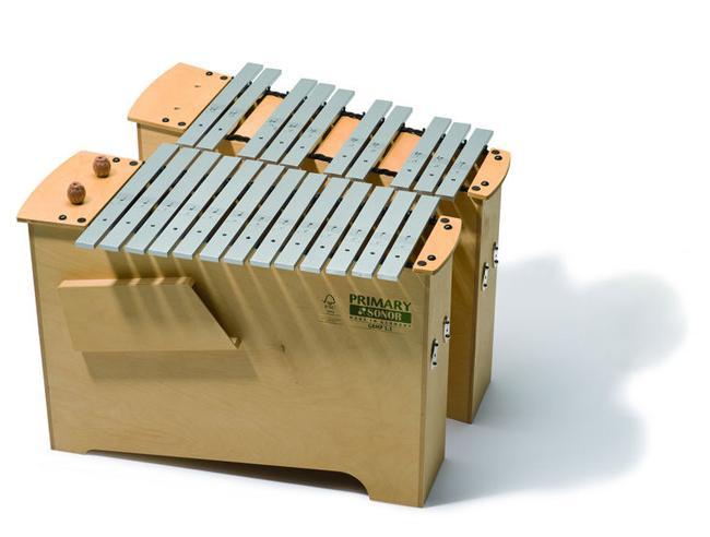 Sonor Metallophon GBMP3.1 Primary Bass c-a1 chromatisch