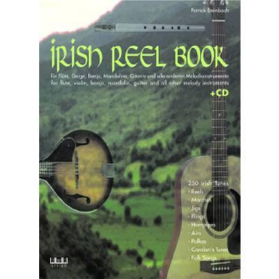Buch Irish Reel Book, Patrick Steinbach